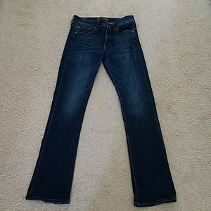 Express Jeans bootcut size 6R